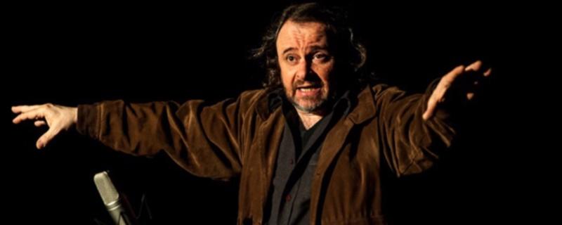 Natalino Balasso - il polesano in teatro