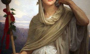 I veneti - immagine di una Sacerdotessa