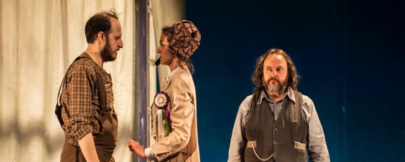 Natalino Balasso - sulle tavole del palcoscenico