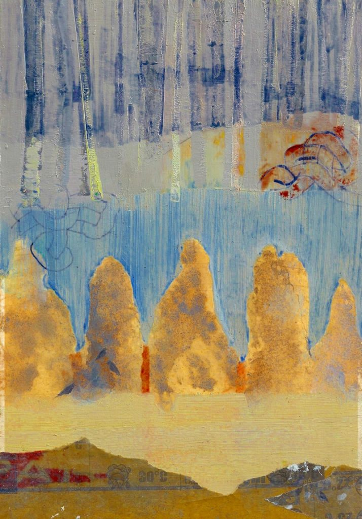 Elisa Bertaglia - opere pittoriche della Bertaglia