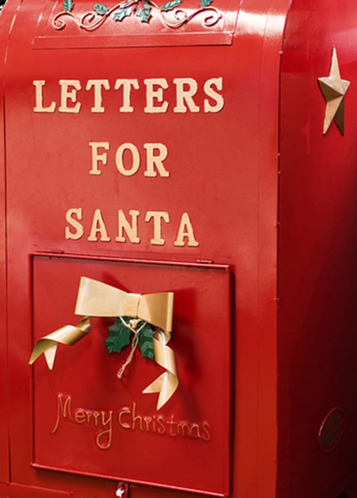 Lettere da Crespino ai nonni - Lettere Per Babbo Natale nella cassetta
