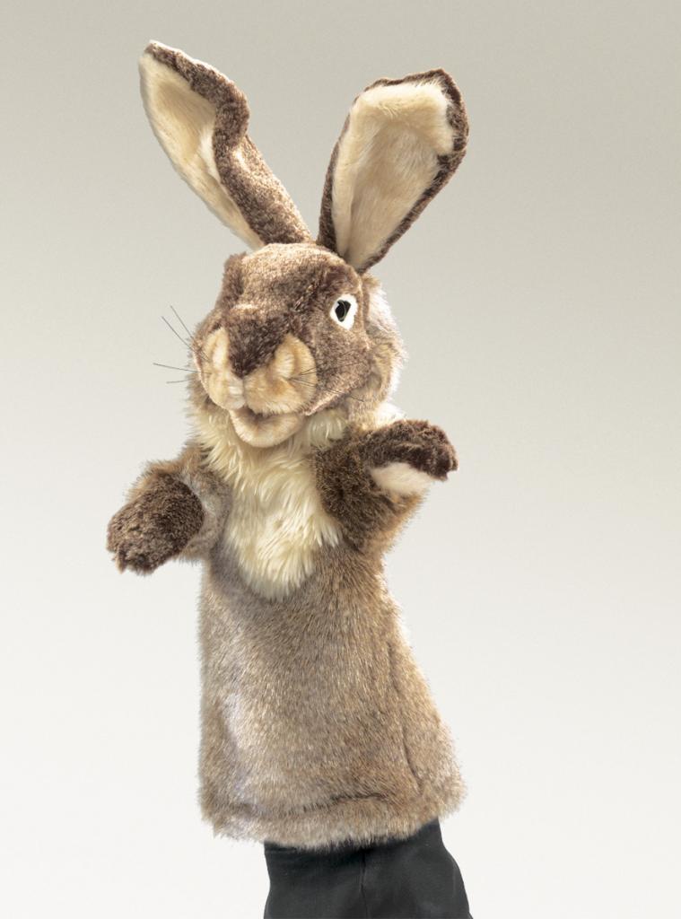 Il miglior burattinaio d'Italia - Coniglietto marionetta