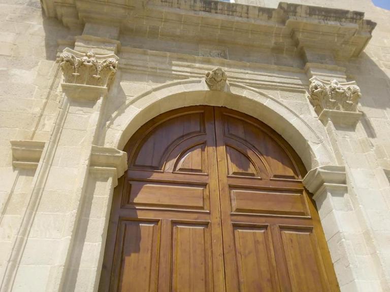 Chiesa Madre - particolari