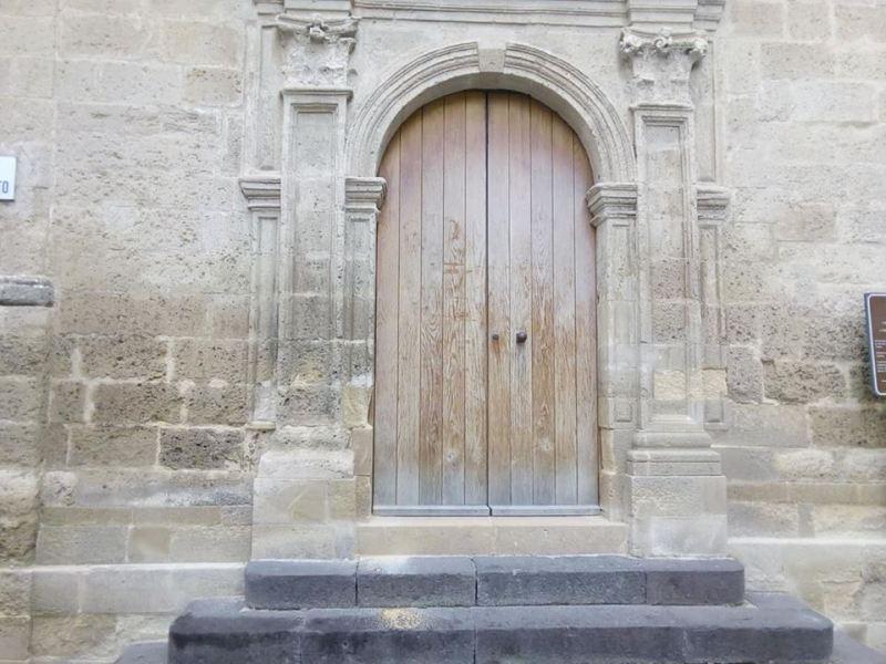 Un'immagine della chiesa