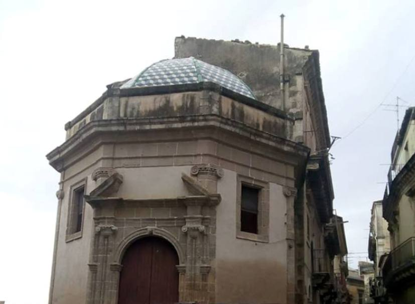 Uno scatto della Chiesa