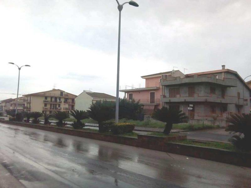 La via onorevole Sebastiano Franco