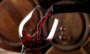 vino nel calice
