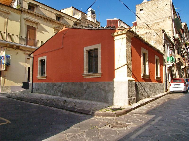 Casa Munzù Sede Espositiva Di Clubarteurope