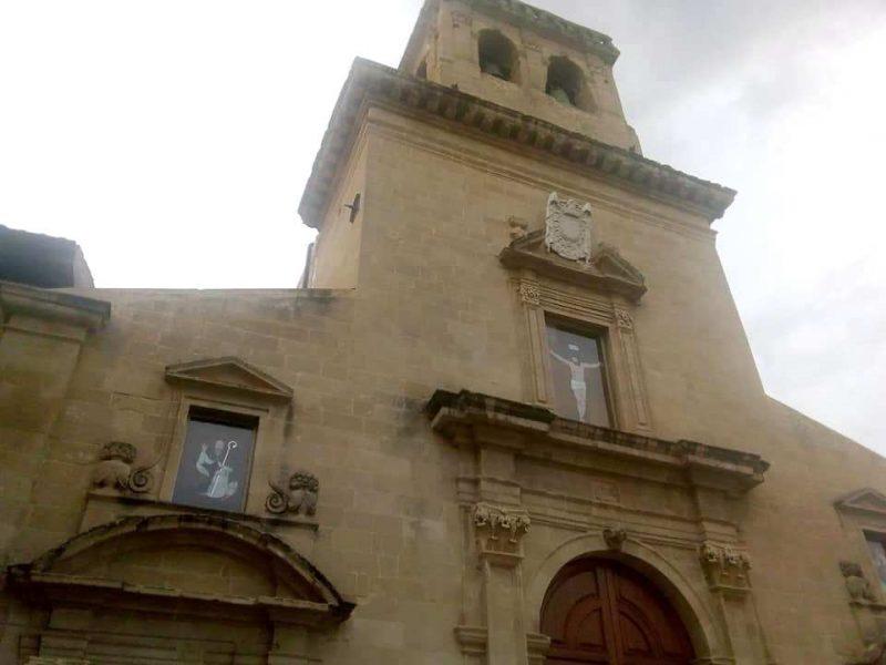 Una foto della chiesa Madre