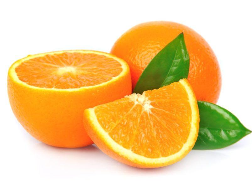 Le arance...vero carico di vitamine
