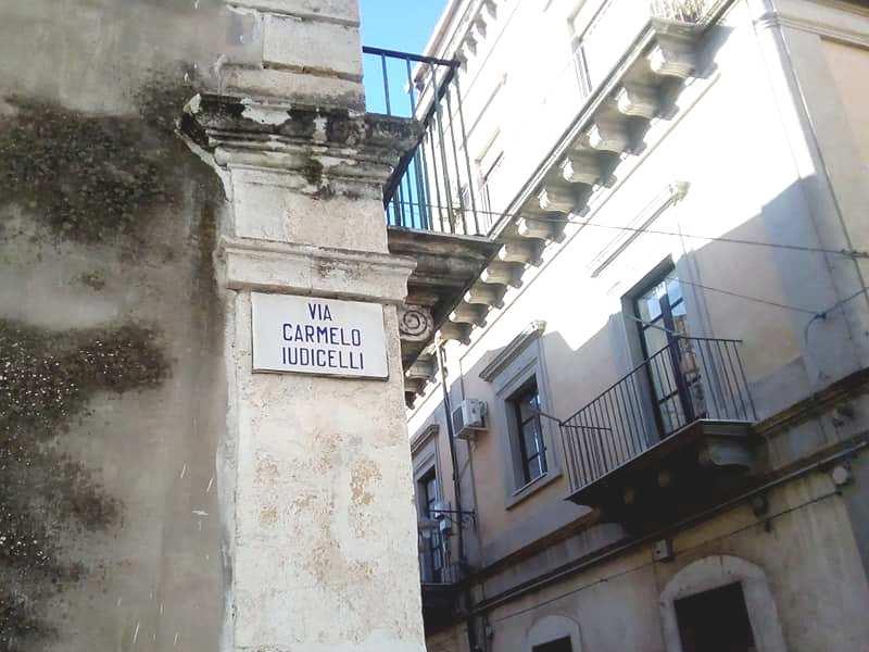 Via Carmelo Iudicelli