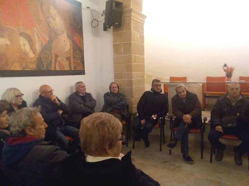 """Alcuni dei docenti che partecipano al progetto """"Università delle Tre Età"""""""