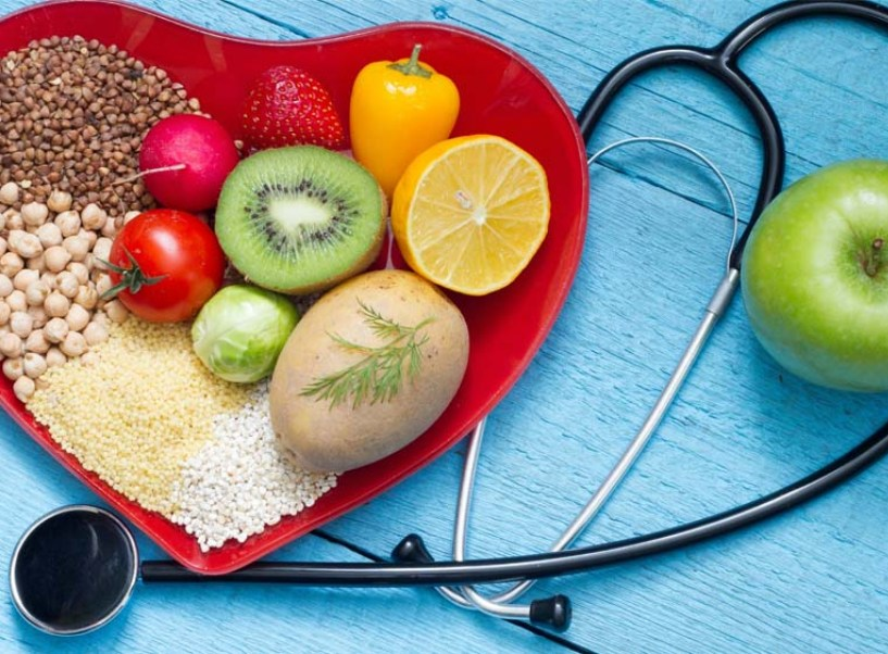 L'alimentazione sana fa bene alla salute