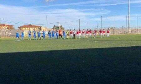 Città di Francofonte - la squadra in campo