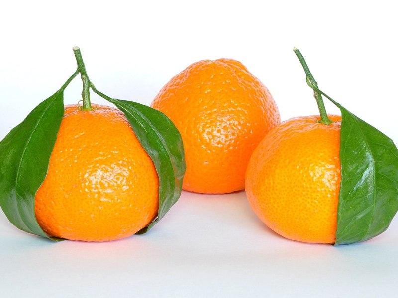 Mandarini... che dolce bontà!