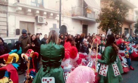 Carnevale Francofonte 1