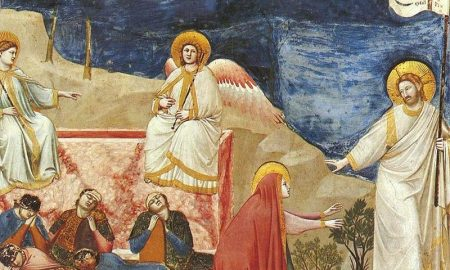 Resurrection Di Giotto