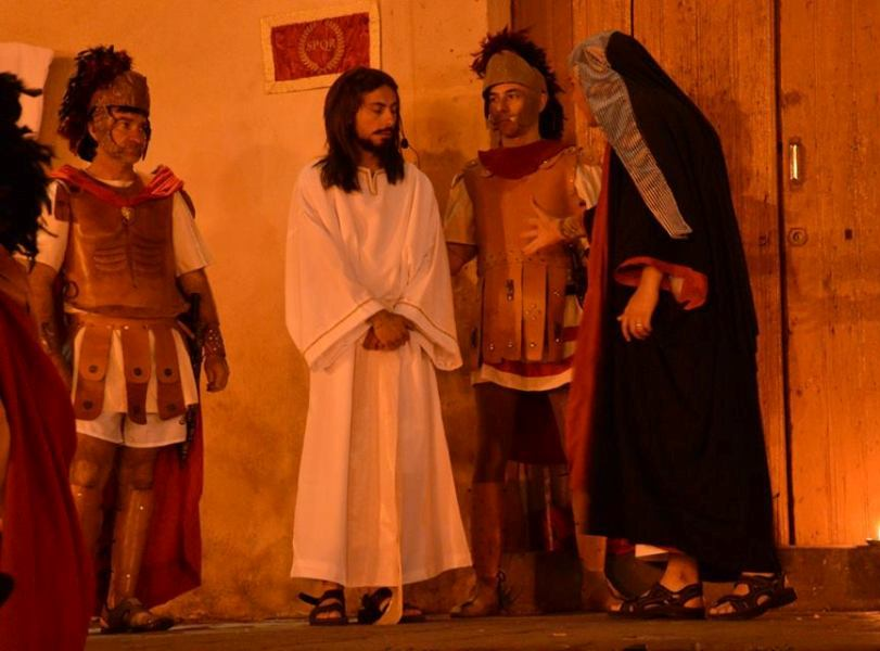 Via Crucis Francofonte
