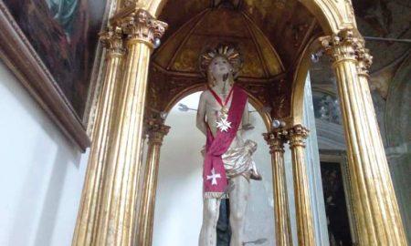 Matrice Statua San Sebastiano