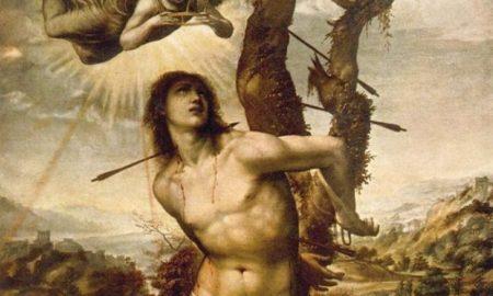 Dipinto di San Sebastiano