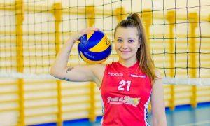 Francesca Guzzardi pallavolista Asd Seven