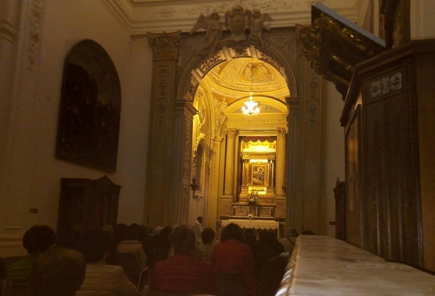 Madonna Della Neve In Chiesa Madre