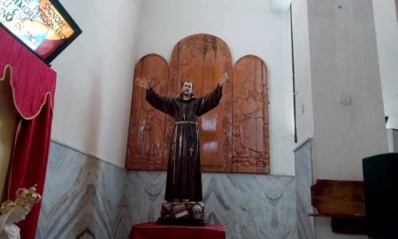 San Francesco festa