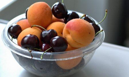 Albicocche Ciliegie Frutta