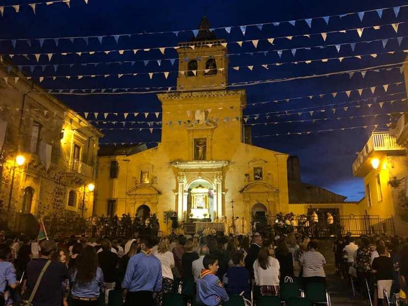 Festa Di Maria Santissima della Neve