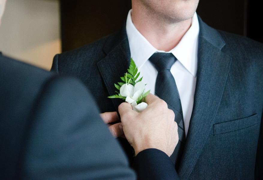 Uomo Matrimonio