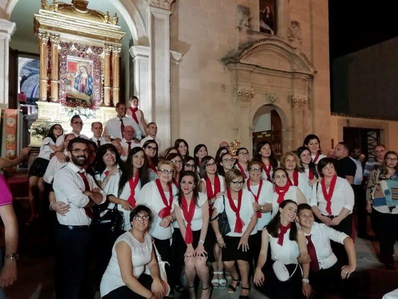 Coro Chiesa Santa Maria Ad Nives