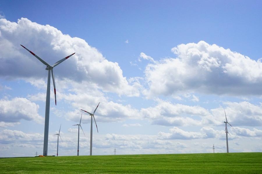 Energia Rinnovabile Pale Eoliche