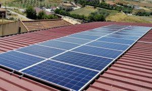 Energie rinnovabili Fotovoltaico Installato
