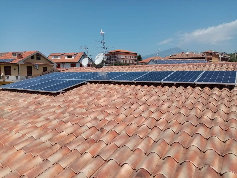 Impianto Fotovoltaico 2019