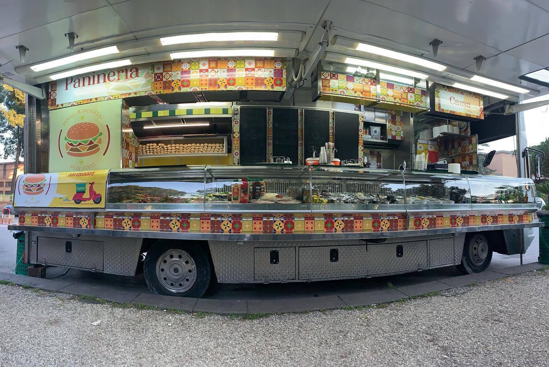 Camion Panini