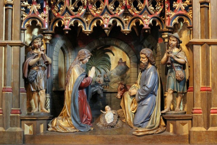 Natale Maria E Giuseppe
