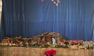 Presepe In Chiesa Madre