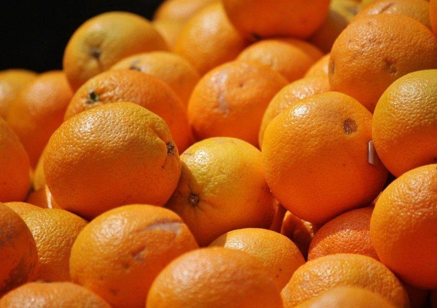 Arance Frutta