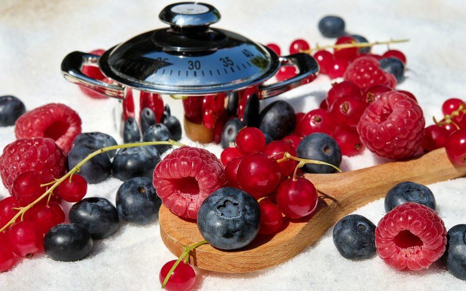 Marmellata Ai Frutti Di Bosco