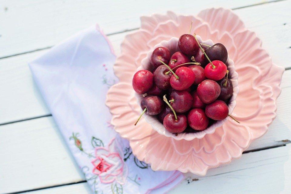 Ciambella alle ciliegie Ingrediente Ciliegie