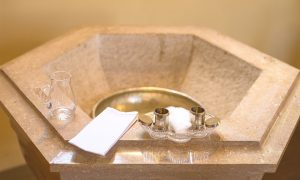 Il Rito Del Battesimo