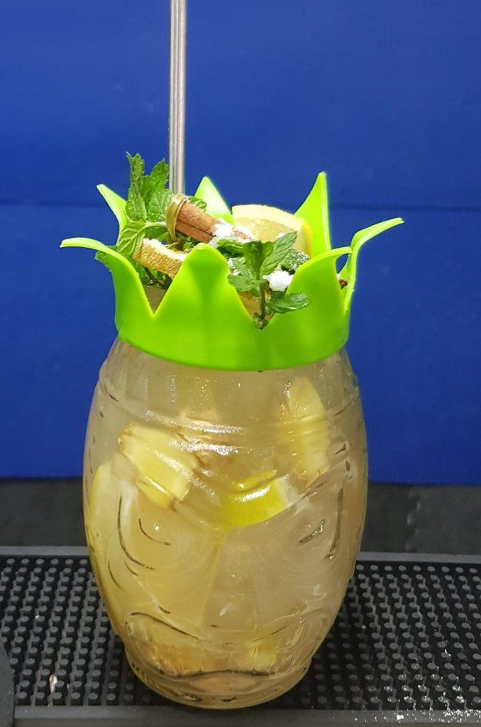 La quarantena il cocktail