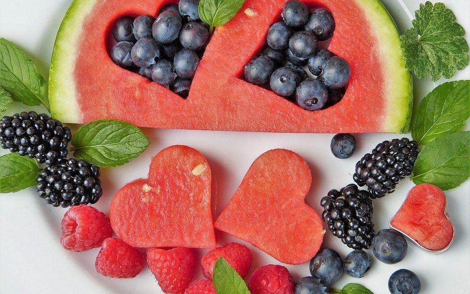 Luglio Frutta E Verdura