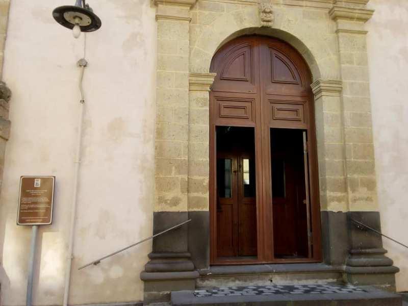 Passeggiando per Francofonte Chiesa Dell'angelo