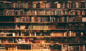 Prima leggevo pure io biblioteca