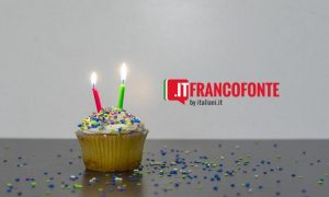 Buon Compleanno Itfrancofonte 2 Anno