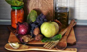 Ottobre Frutta E Verdura