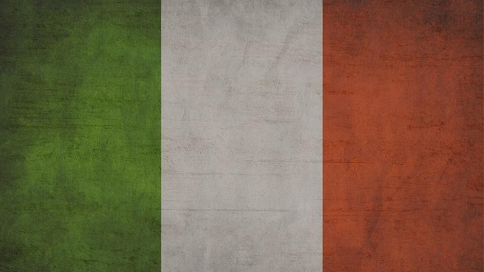 7 Gennaio Bandiera Italiana