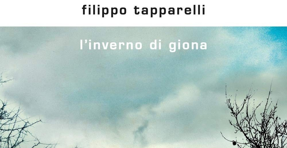 Copertina Del Romanzo Inverno di Giona Filippo Tapparelli