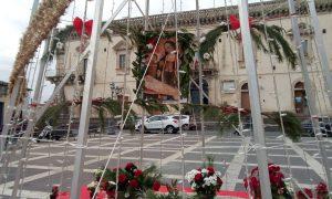 Madonna Della Neve Piazza Garibaldi Albero 2021